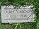 Profile photo:  Albert Clarence Digney