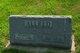 Arthur Gerald Allred