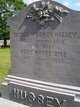 Mary Moore <I>Dike</I> Hussey