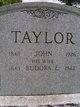 """Eudora Elizabeth """"Dora"""" <I>Oseland</I> Taylor"""