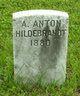 Adolphus Anton Hildebrandt