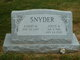 Joyce <I>Barnes</I> Snyder
