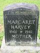 Margaret Harvey