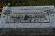 "Allen W. ""Ad"" Bolinger"