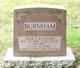 "Profile photo:  Alpheus Packard ""Allie"" Burnham"