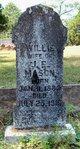 Willie Florence <I>Woodall</I> Mason