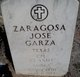 Zaragosa Jose Garza