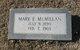 Mary E <I>Davis</I> McMillan