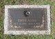 Edith <I>Watts</I> Allen