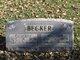 Catherine <I>Grossweiler</I> Becker