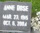 Anne Rose Fedele