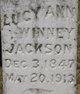 Lucy Ann Winney Jackson