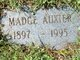 """Mary Magdalene """"Madge"""" Auxier"""