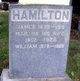 Martha <I>Dunbar</I> Hamilton