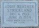 Profile photo:  Addie <I>Reather</I> Strickland
