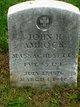 John H Amrock