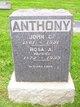 Profile photo:  John C Anthony