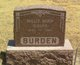 """William Nunn """"Willie"""" Burden"""