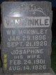 William Mckinley Van Winkle