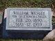 William Wes Fields