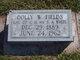 Dolly G. <I>White</I> Fields