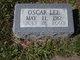Oscar Lee Jordan