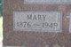 Profile photo:  Mary Matilda <I>Morrison</I> Beauchaine