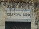 """Grandpa"" Bird"