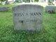 Rosa A. Mann