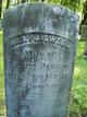 Profile photo:  Mary A. <I>Sweet</I> Briggs