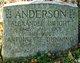 Antoinette <I>Dunning</I> Anderson