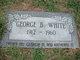 George Benton White, Jr