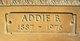 Addie Bell <I>Galbraith</I> Caudle