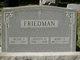 Mary Ann <I>Schackmann</I> Friedmann
