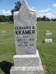 "Gerhard George Bernard ""Ben"" Kramer"