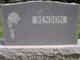 CPL Marvin Kenneth Benson