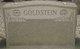 Betty <I>Coleman</I> Goldstein