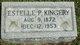 Alice Estelle <I>Parrett</I> Kingery