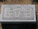 Profile photo:  Ethel Lucille <I>Elijah</I>