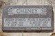 Pearl Estella <I>Mangum</I> Cheney