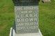 Carl Rodgers Brown