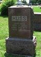 Anna <I>Wolsfelt</I> Huss