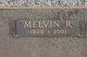Melvin R Witt