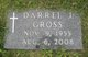 Darrel Joseph Gross