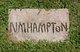 N. M. Hampton
