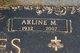 Arline <I>Mays</I> Hodges