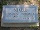 Barbara Ann <I>Humbert</I> Mixell