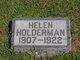 Helen Haldeman
