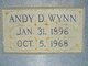 Andy D. Wynn