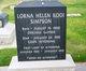Lorna Helen <I>Kooi</I> Simpson